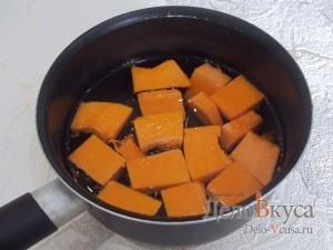 Запеканка из тыквы с творогом, пошаговый рецепт с фото