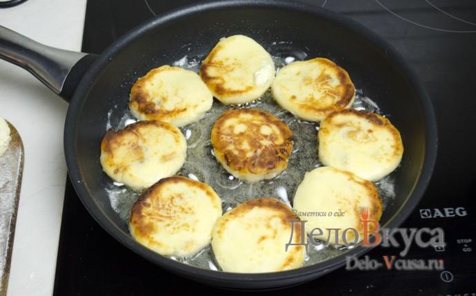 Сырники диетические из творога с изюмом рецепт с пошагово