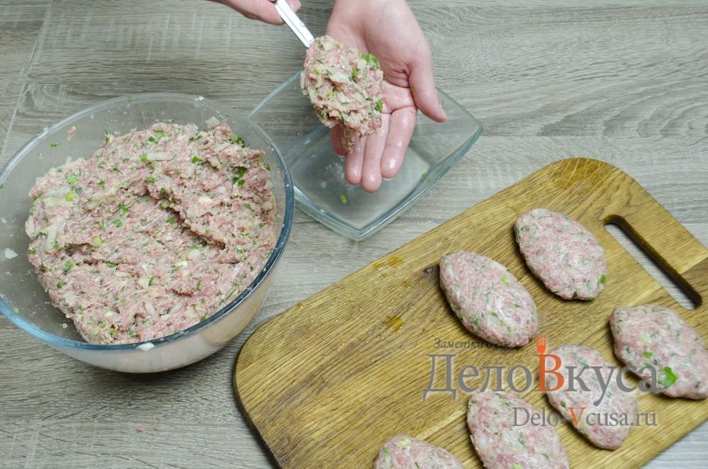 вкусные котлеты из куриного фарша рецепт с манкой