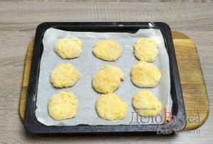 Морковное печенье с апельсиновой цедрой: Выпекаем до готовности