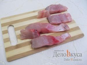 Маринованный толстолобик: Подготовим рыбу