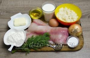 Котлеты из щуки: Ингредиенты