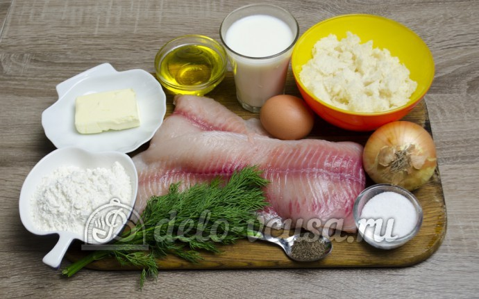 котлеты из щуки рецепты приготовления в духовке
