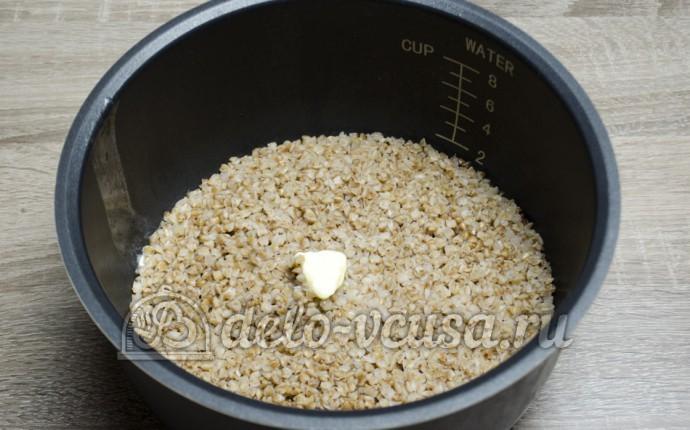 Гречка в мультиварке рецепт с пошаговыми фото