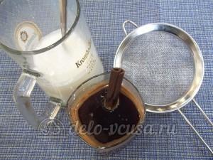 Желе кофе с коньяком: Подготовить все ингредиенты