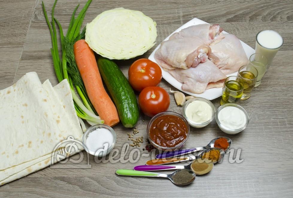 Рецепты вторых блюд из курицы на скорую руку