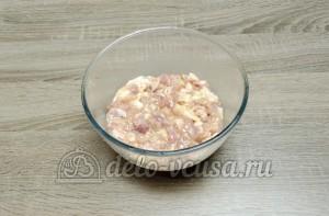 Шаурма в домашних условиях: Замаринуем мясо