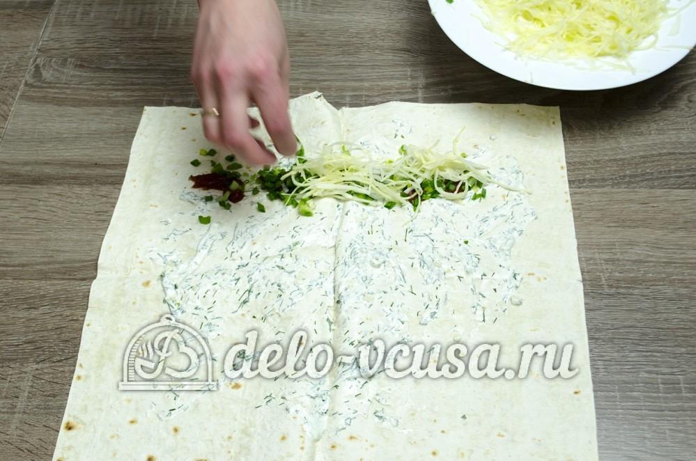 как сделать капусту для шаурмы