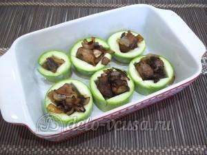 Кабачки фаршированные мясом: Нафаршировать кабачки мясом