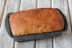 Пшеничный хлеб в духовке: Выпекаем до готовности