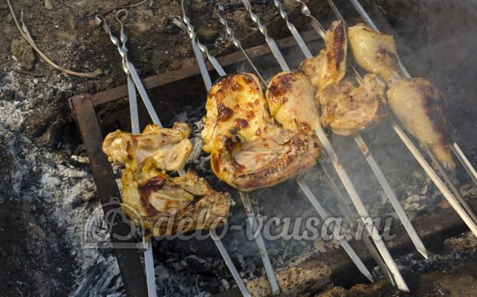 лучший рецепт курицы для шашлыка