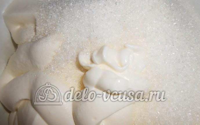 Сметанный крем для наполеона рецепт