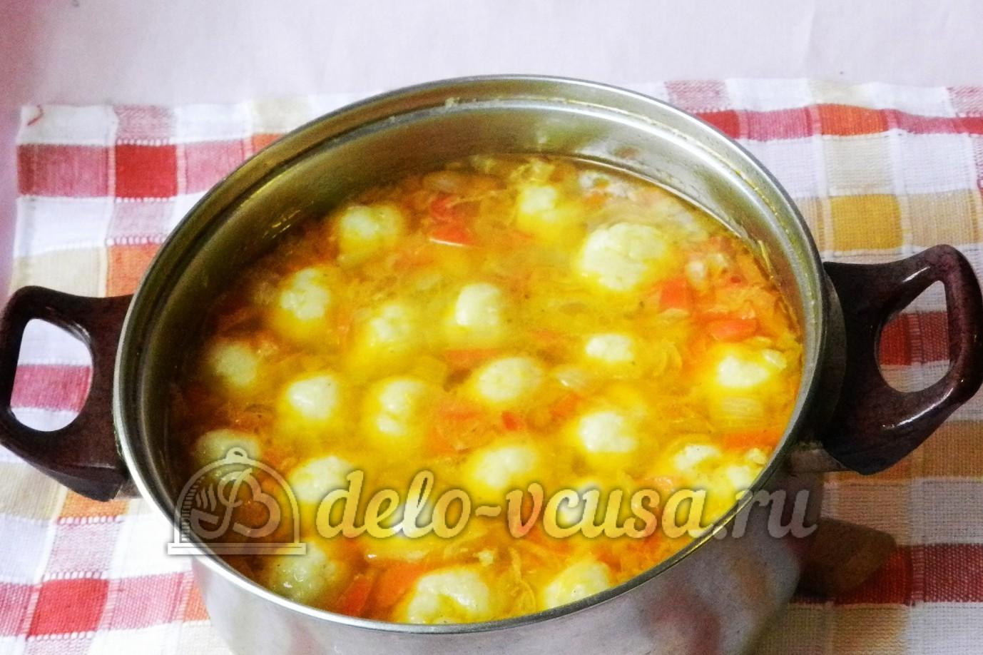 рецепты супов из куриной с сырными шариками