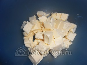 Торт Наполеон со сметанным кремом: Подготовить маргарин