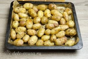 Молодая картошка в духовке: Готовим до полной готовности картофеля