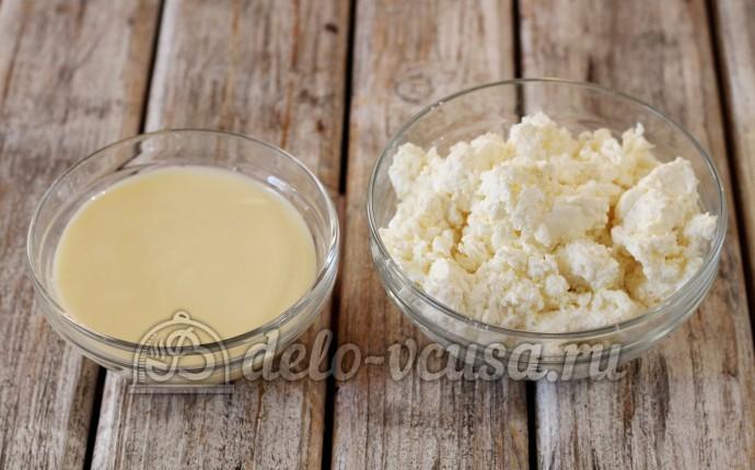 Творожное мороженое: Ингредиенты
