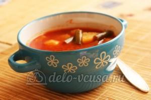 Мексиканский суп в мультиварке