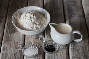 Узбекские лепешки: Ингредиенты