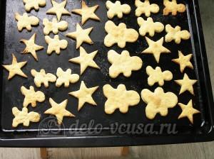 Творожное печенье: Выпекаем печенья