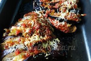 Баклажаны в духовке веером: Доводим баклажаны до готовности
