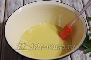 Клубничное мороженое: Мед растворить в молоке