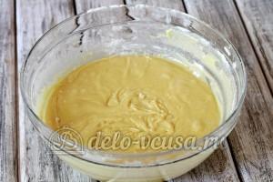 Медовый торт: Замешиваем тесто