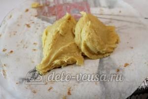 Медовый торт: Делим тесто