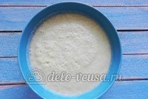 Огуречный суп с семгой: Убираем пюре в холодильник
