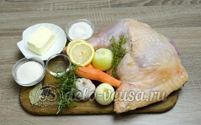 Индейка в духовке: Ингредиенты