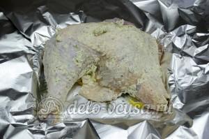 Индейка в маринаде, пошаговый рецепт с фото