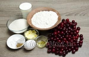 Вареники с вишней: Ингредиенты