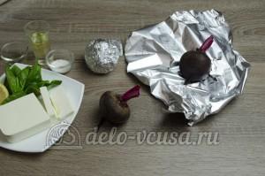 Салат свекла с сыром фета: Свеклу помыть