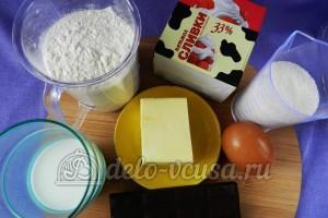 Банановый пирог: Ингредиенты