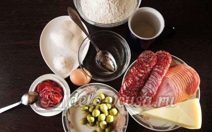 Стромболи: Ингредиенты