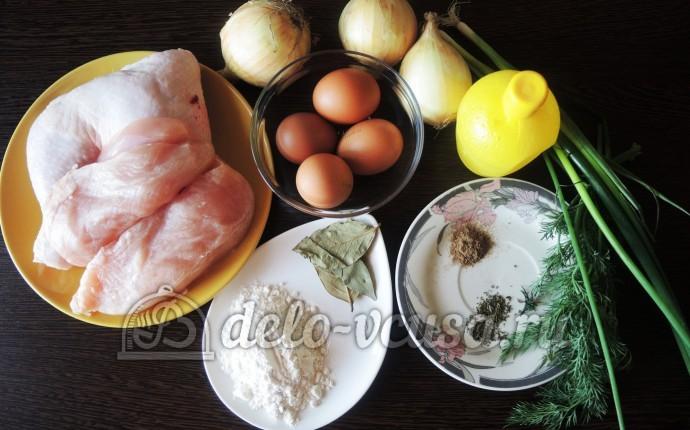 Чихиртма: Ингредиенты