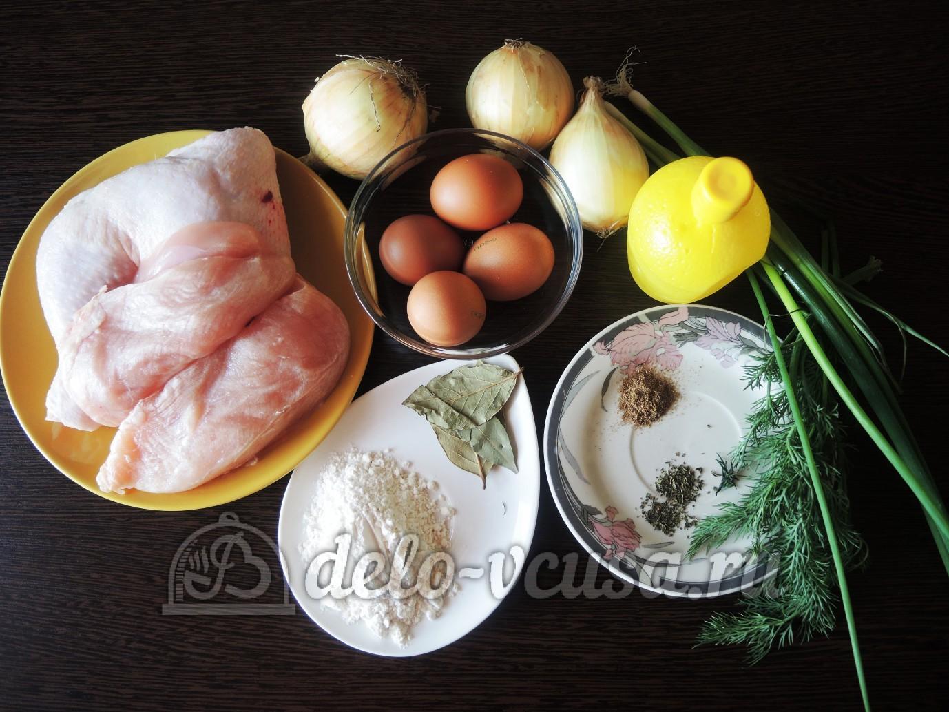 Рецепт чихиртма 3