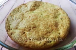 Пирог с яйцом и укропом: Выпекаем пирог