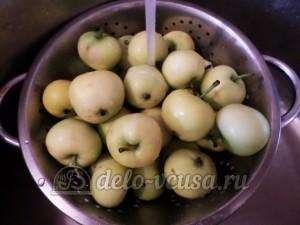 Варенье из яблок с апельсинами в хлебопечке: Помыть яблоки