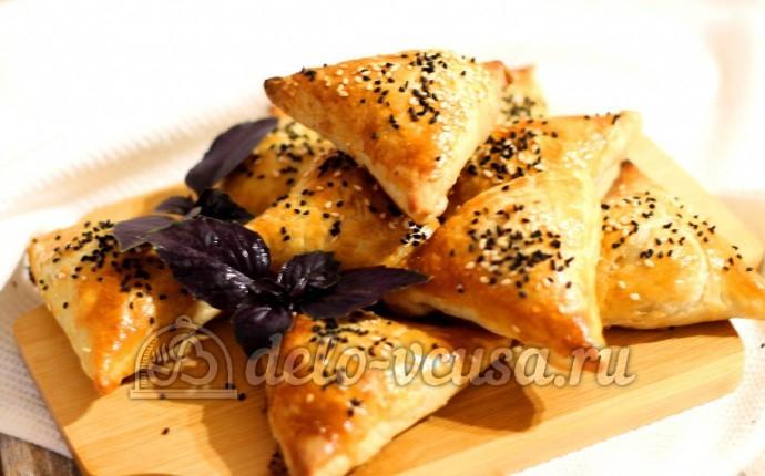 Самса узбекская: фото блюда приготовленного по данному рецепту