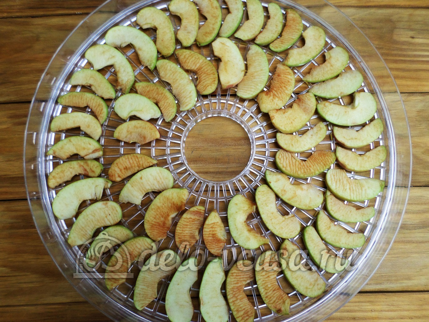 Нарезка яблок для сушки своими руками 73