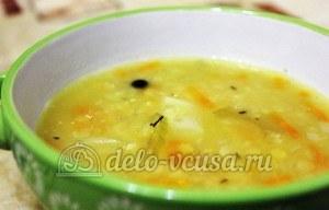 Суп из чечевицы в мультиварке: Доводим суп до готовности