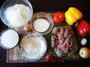 Турецкая пиде: Ингредиенты