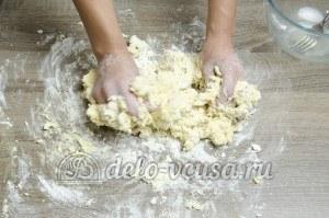 Сибирские пельмени: Замешиваем тесто