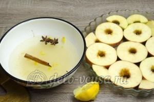 Яблоки в сиропе: Готовим сироп