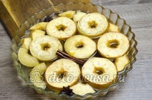 Яблоки в сиропе: Запекаем яблоки
