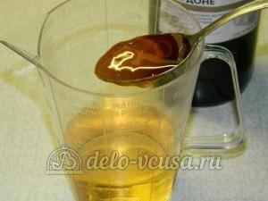 Треска под соусом: Вино и мед соединяем