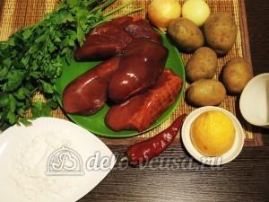 Суп с почками: Ингредиенты