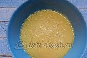 Апельсиновый чизкейк: Измельчить апельсины