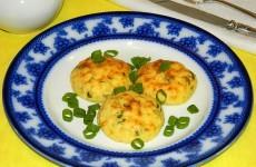 Картофельники с творогом