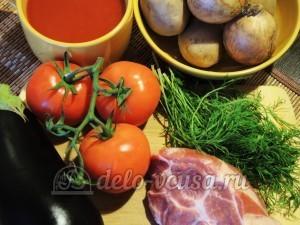 Чанахи: Ингредиенты